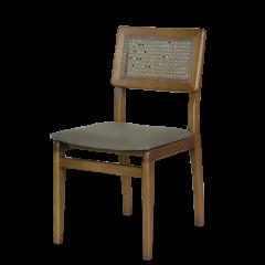 Cadeira de Jantar CD - 220 Palha Sextavada